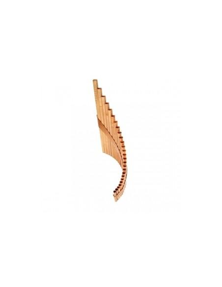 Пан-флейта Hora Panpipe 26 bamboo Tenor (27-8-2-14)