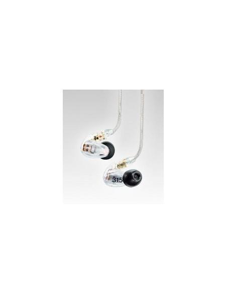 Мини наушники SHURE SE315-CL